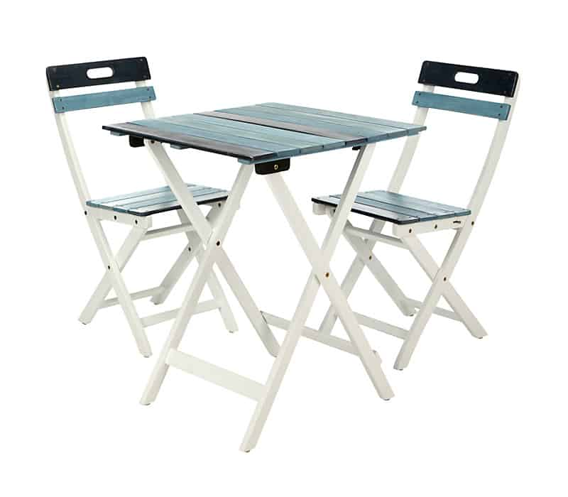 View in gallery John Lewis Salcombe Bistro Set  sc 1 st  Trendir : deck table and chair sets - pezcame.com