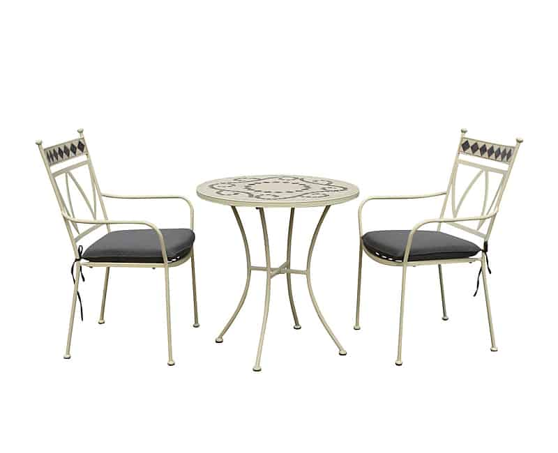 LG Outdoor Marrakech 2-Seater Outdoor Bistro Set
