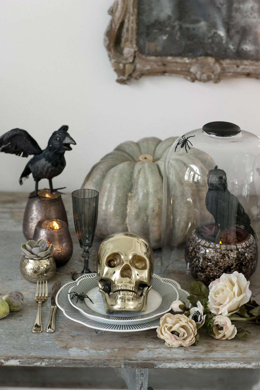 Lisbeth Dahl Halloween decoration ideas