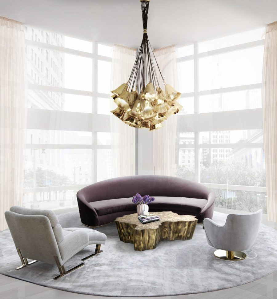 Luxe Vamp sofa