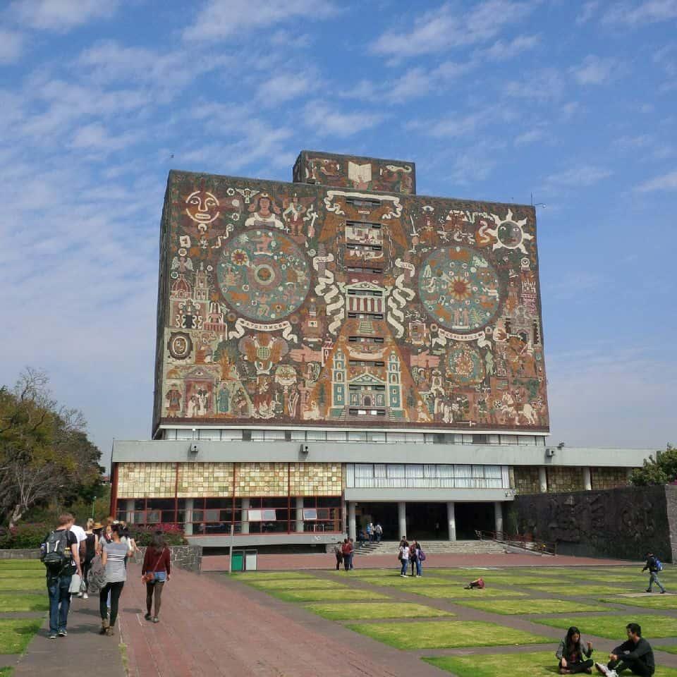 Mexico Library