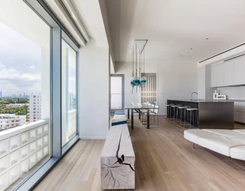 Breezy Miami Beach Apartment for Home Decor Minimalists