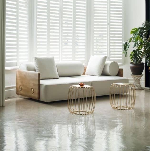 Minimal Deco sofa