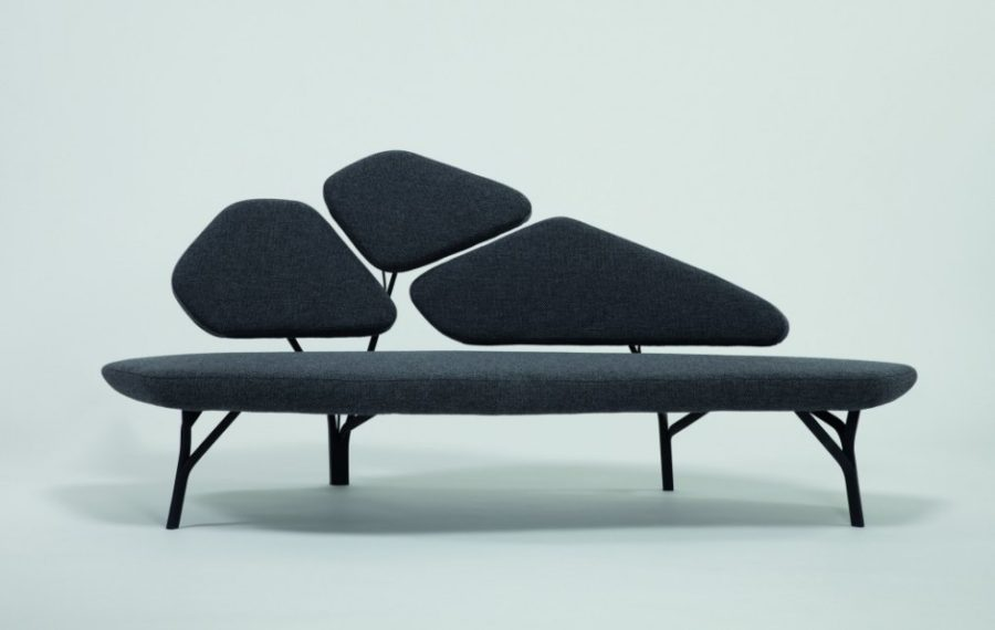 Naturalistic Borghese sofa