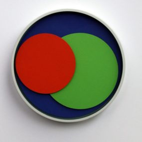 Orbit clock by Simon Lumb 285x285 25 Modern Wall Clocks That Will Change Your View on Time