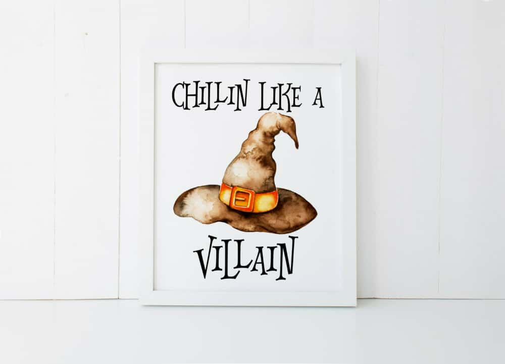 printable-art-chillin-like-a-villian-halloween-art-print
