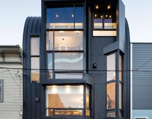 San Francisco Apartment Building Becomes Linden Street Jewel