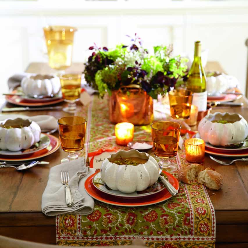 pumpkin-shape-soup-bowls