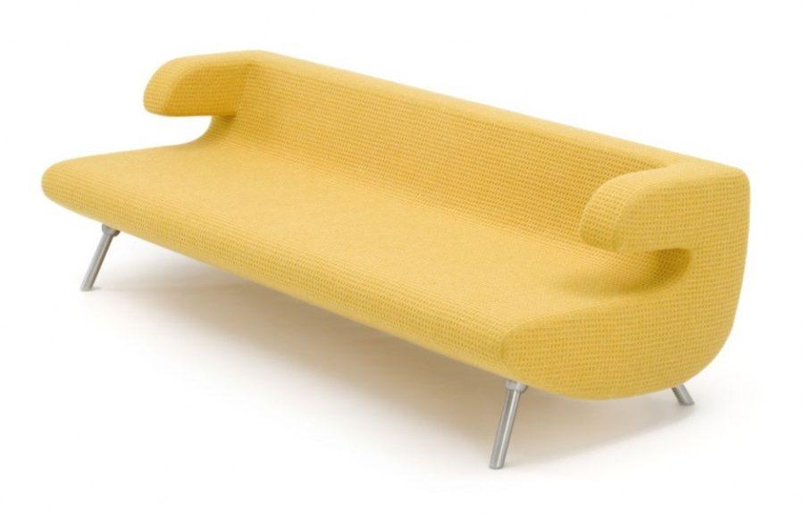 Retro-futuristic Titan Sofa