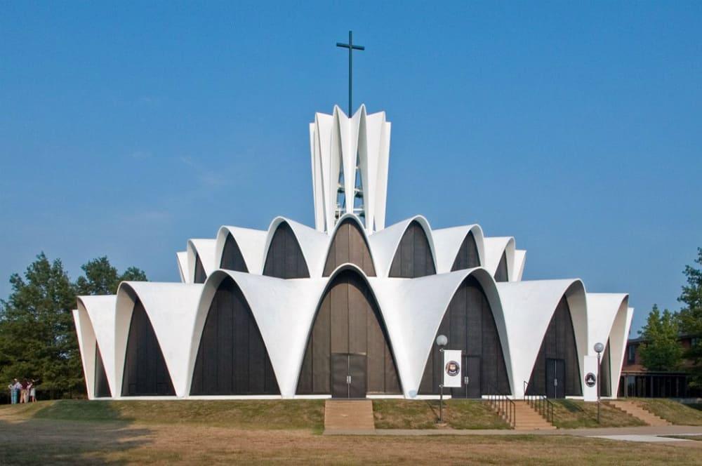 Saint Anselm Church Creve Coeur in Missouri