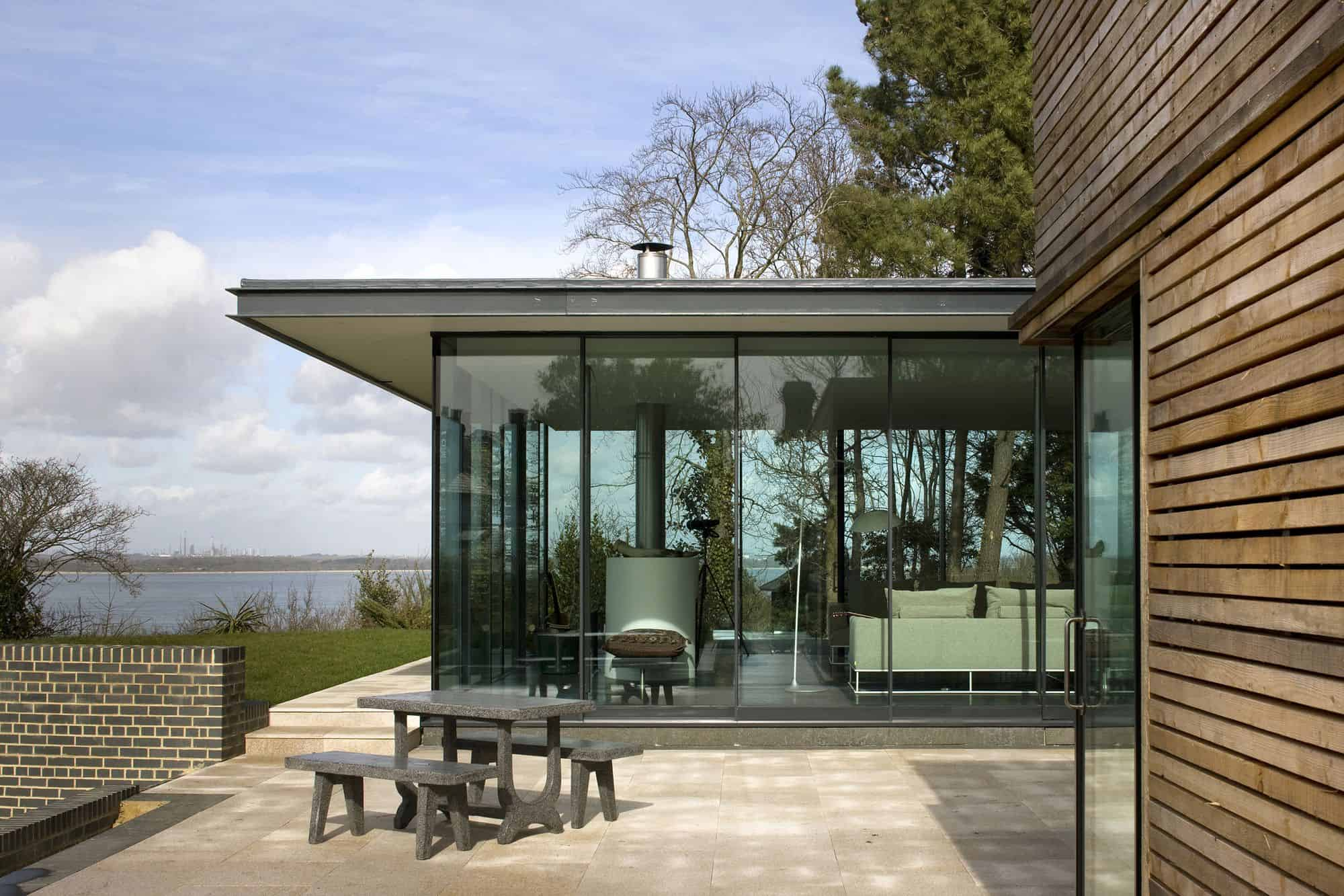Sea Glass House Design