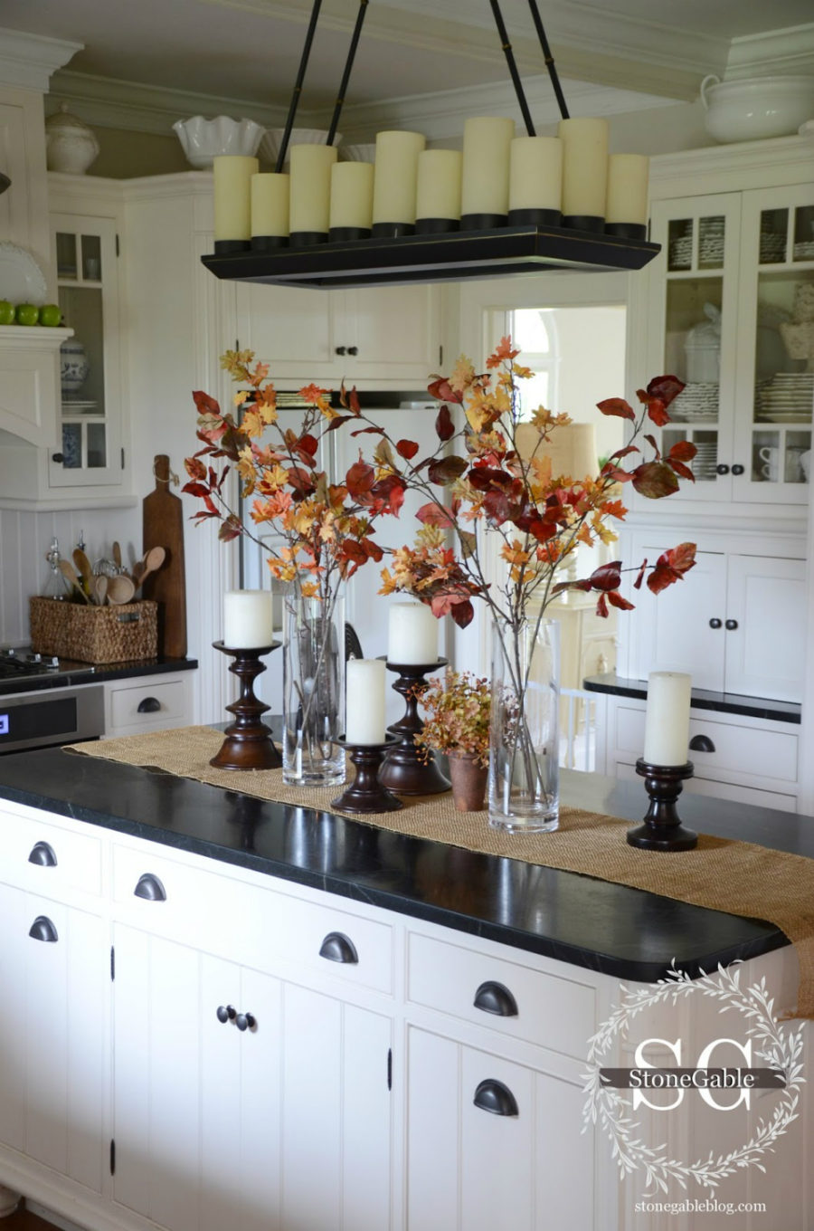 Kitchen Fall Decor Ideas That Are Simply Beautiful