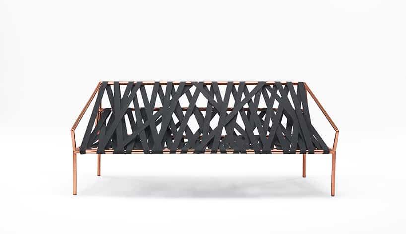 Stylish ligomancer sofa