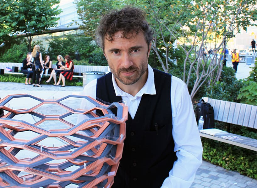 Project's author Thomas Heatherwick