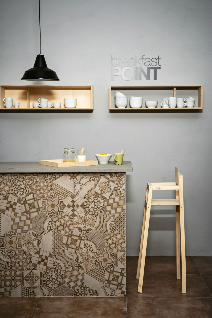 Tiles from Marazzi's Clays collection
