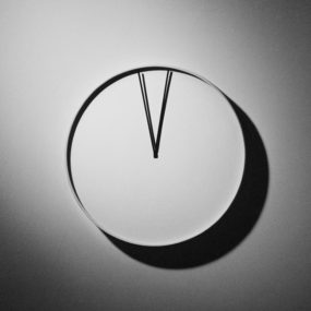 UJI clock 285x285 25 Modern Wall Clocks That Will Change Your View on Time