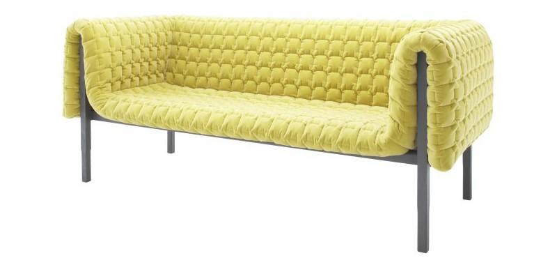 Unconventional Sofa Ruché