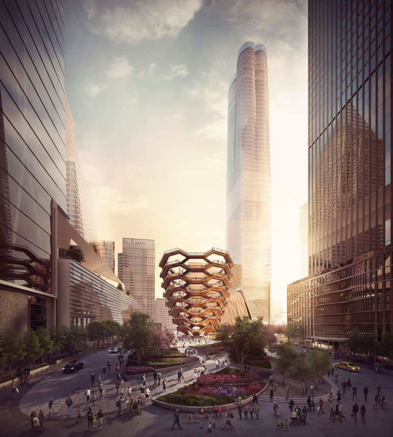 Vessel Vessel Will Become Manhattans New Public Landmark in 2018