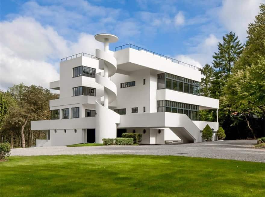 Villa Dirickz in Belgium