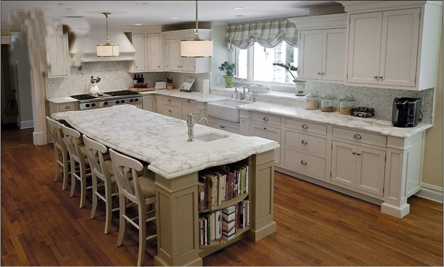 calacatta-oro-marble-kitchen-countertop