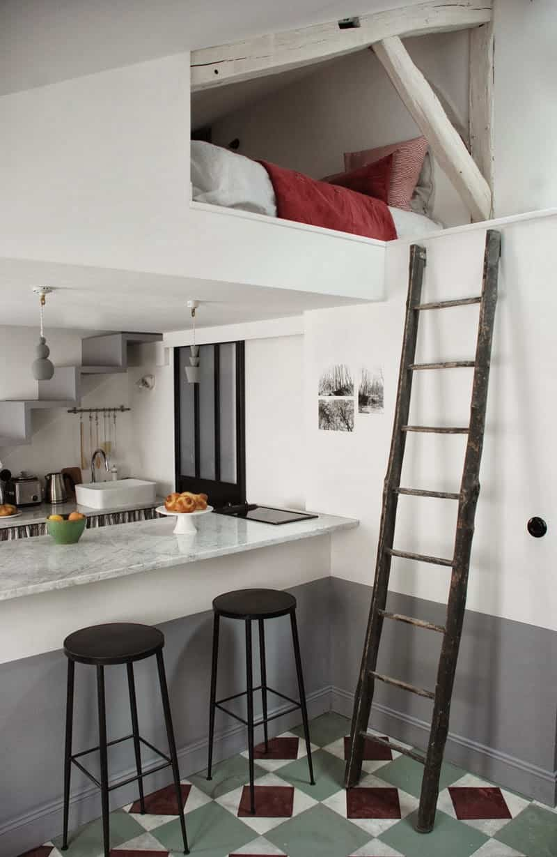 25-square-meter apartment