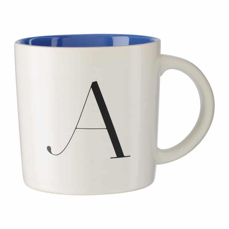 A-Z coffee Mug