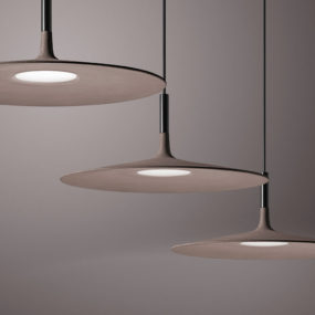 Contemporary Concrete Lamp From Foscarini is Stylish and Elegant