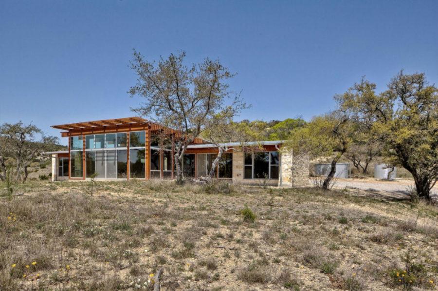 Brushytop House by John Grable Architects