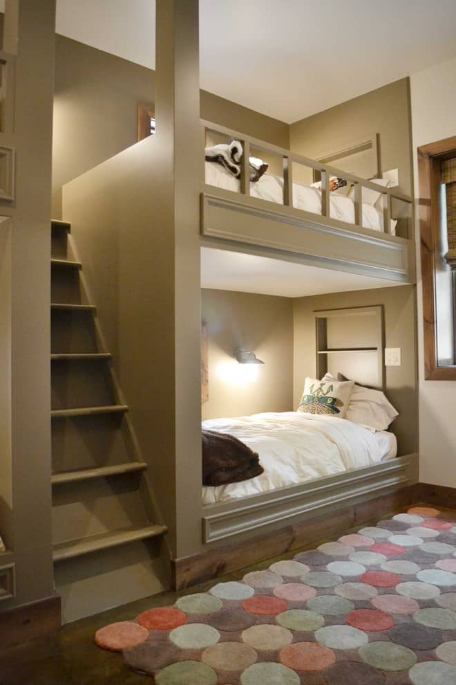 Bunk beds for children room