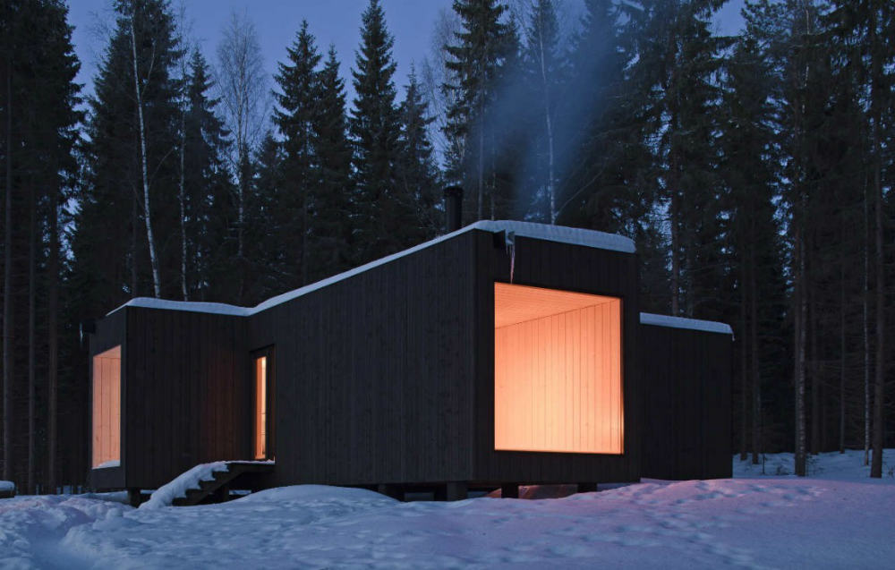 Cabin in Finland by Avanto Architects