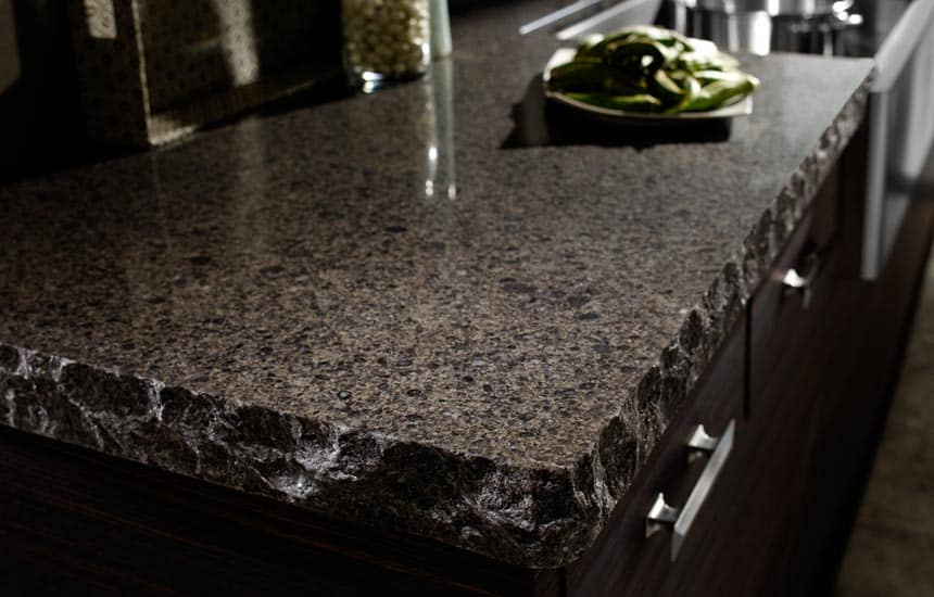 Cambria quartz kitchen countertop