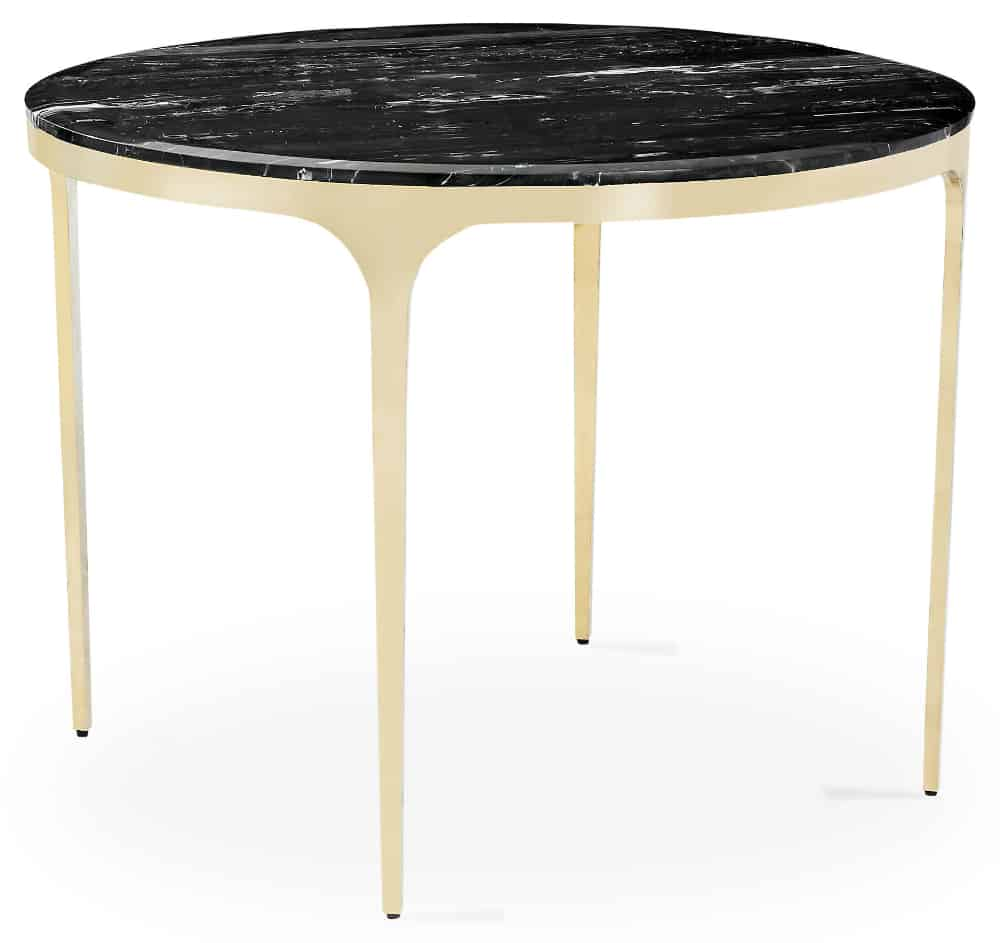 Camilla 40 Dining Table Black
