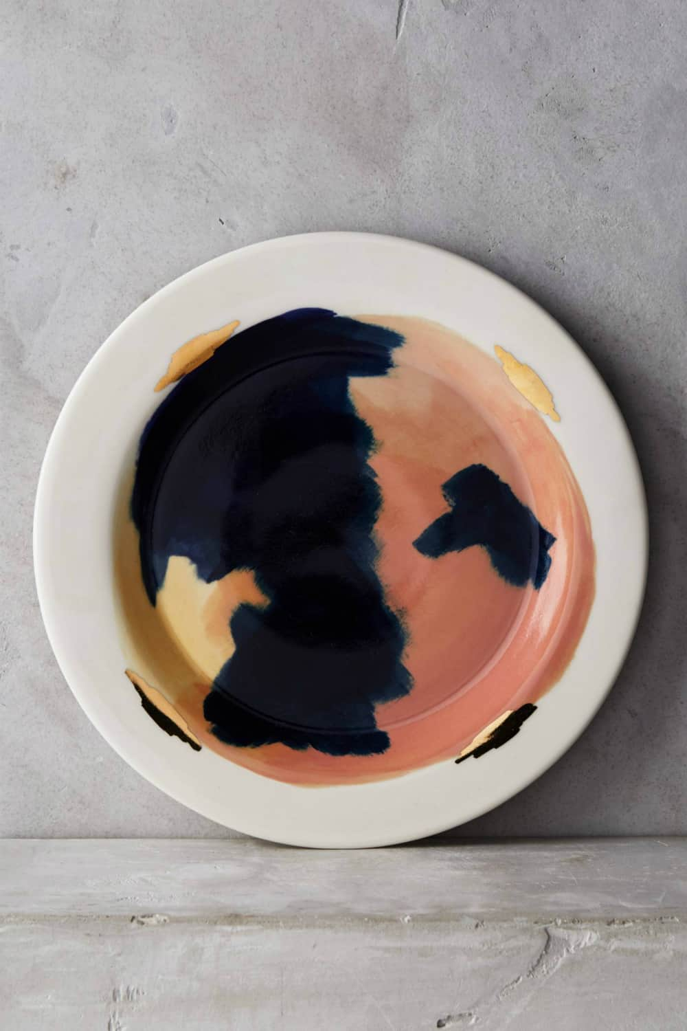 Canyon dinner plate