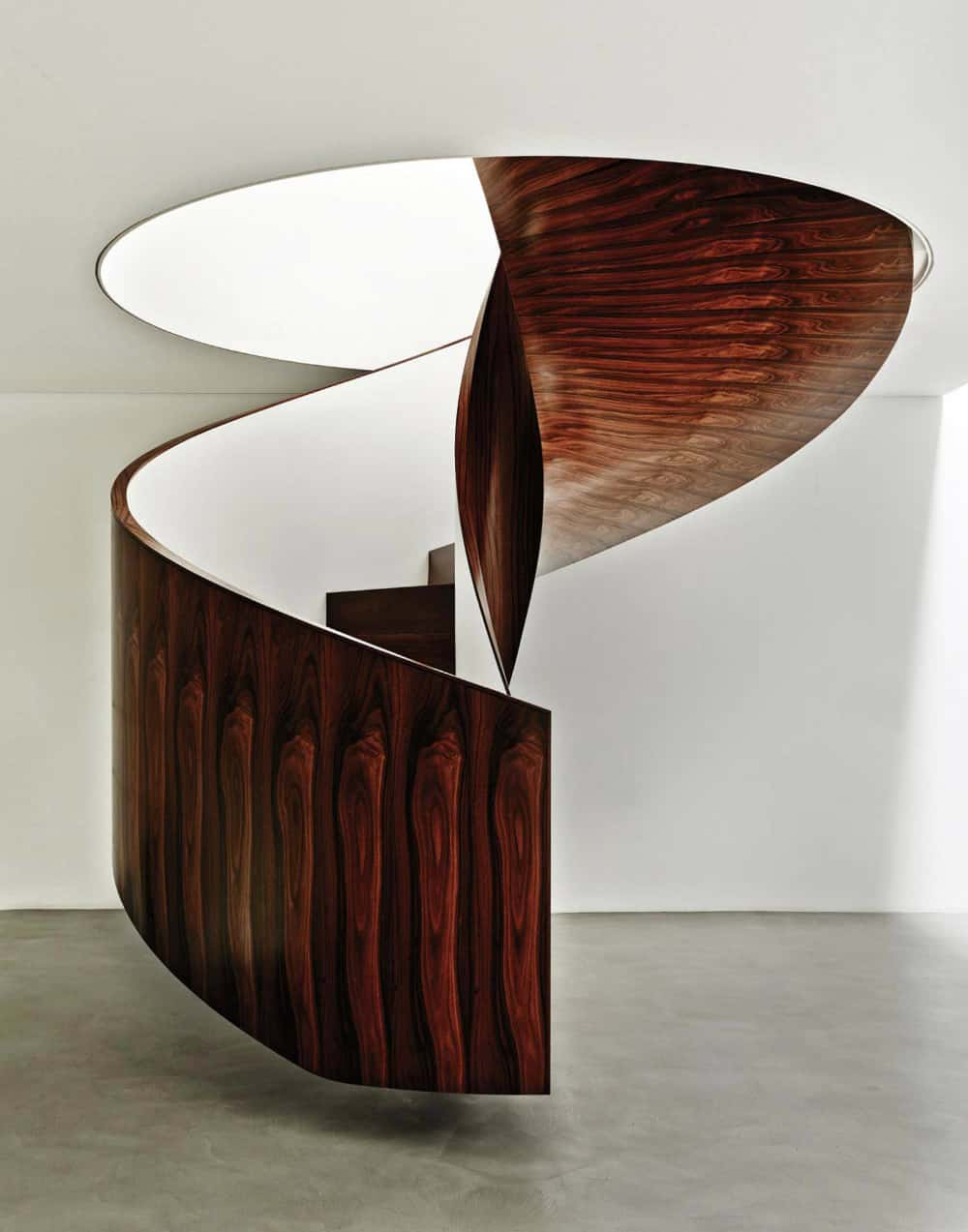 Casa Cubo staircase
