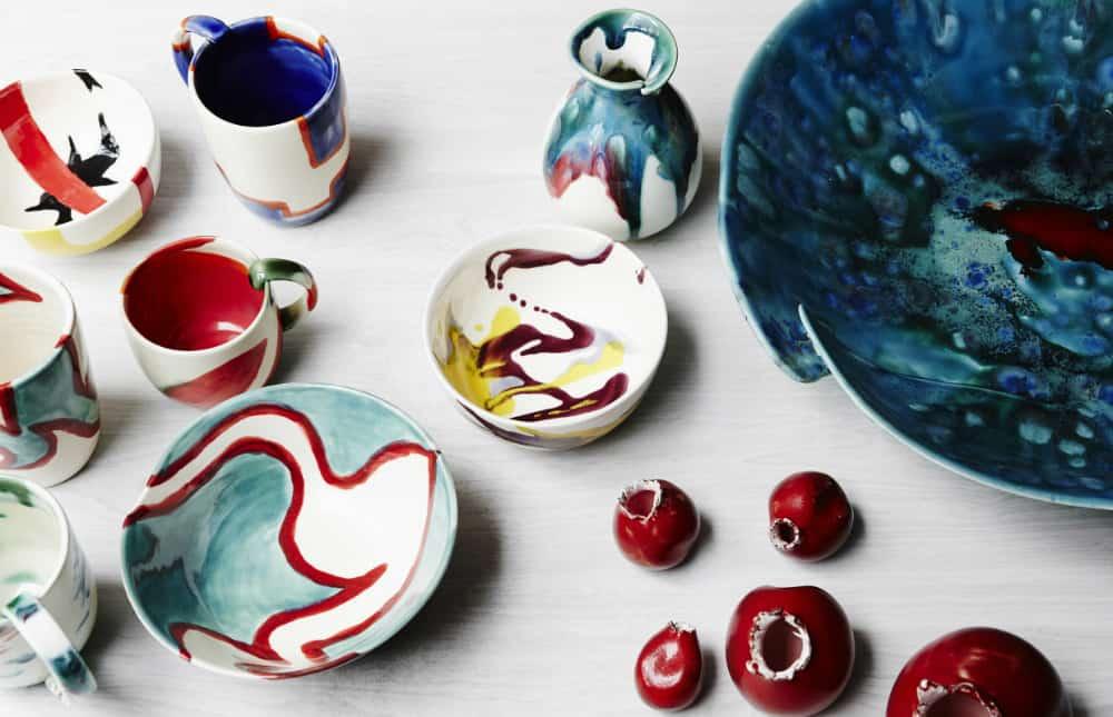 Ceramics by Elnaz Nourizadeh