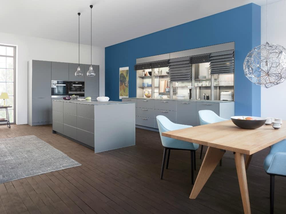 Classic FS IOS M Leicht Küche