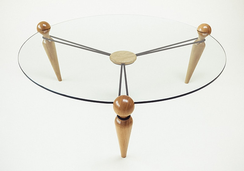 Coffee table by Henry Swanzy 35 Designer Coffee Tables To Jazz Up Your Living Room