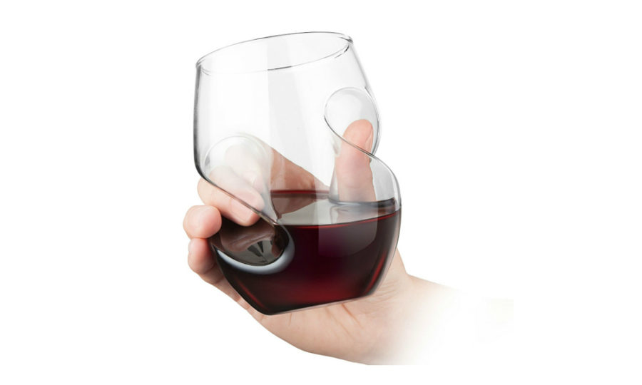 Conundrum Red Wine Glass