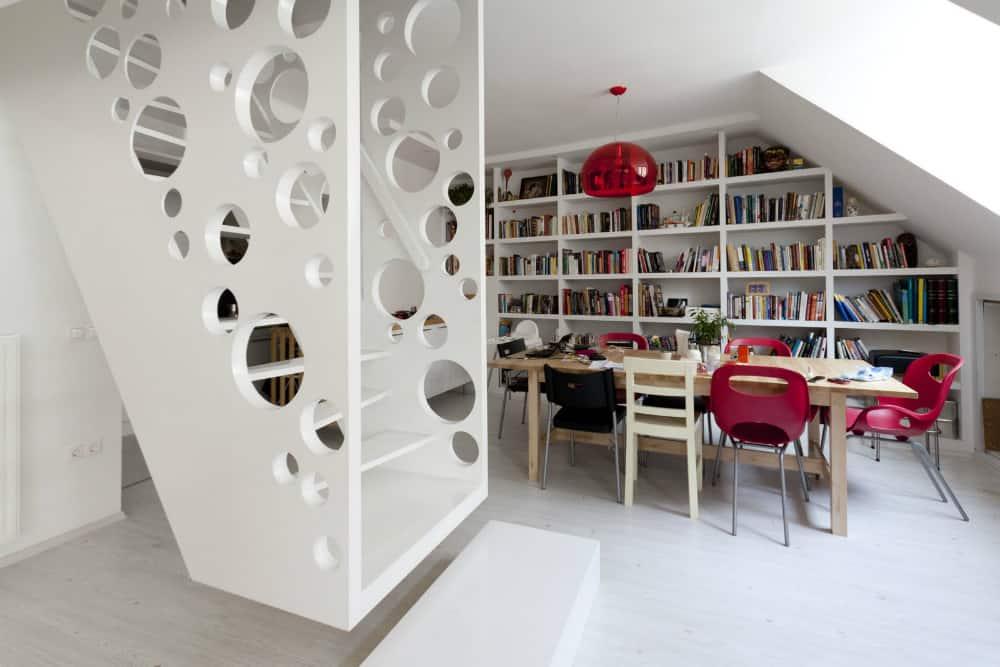 Creative staircase design