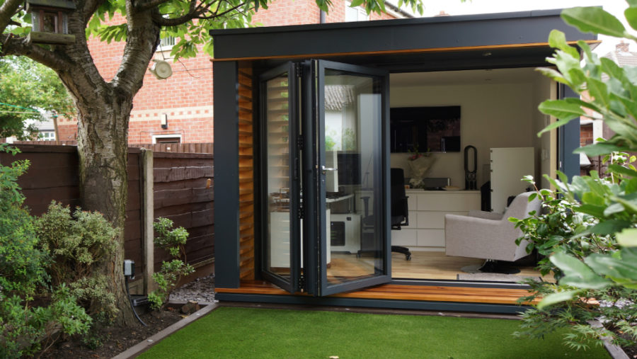 garden office design ideas. View In Gallery Custom Mini Pod Garden Office Design Ideas O