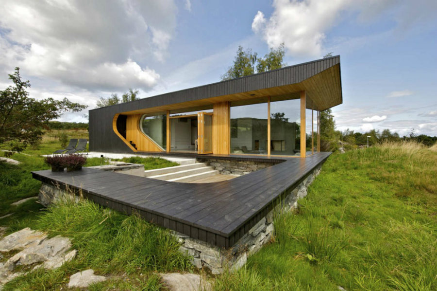 Dalene Cabin by Tommie Wilhelmsen