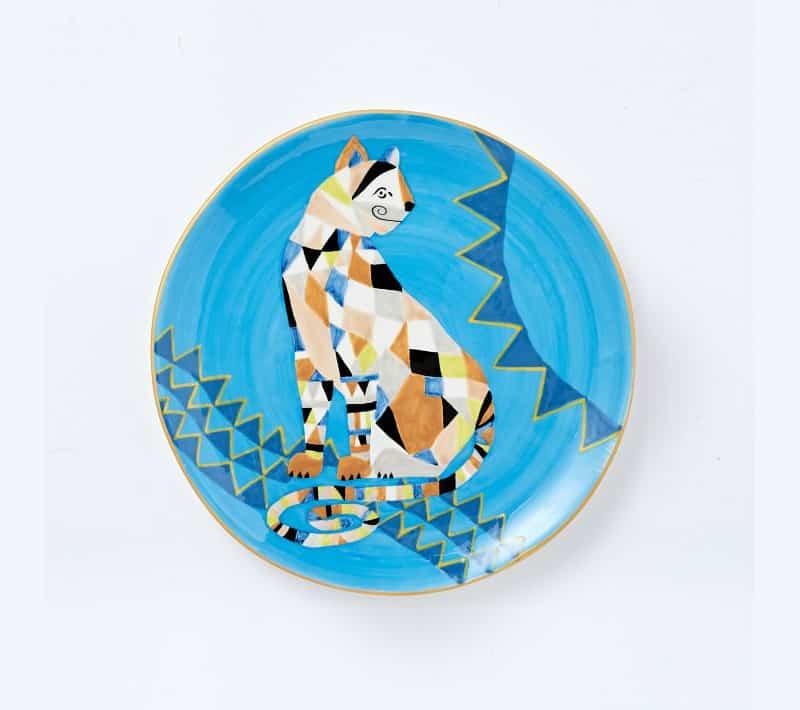 Deco Animal Salad Plates