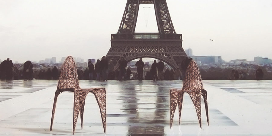 Eiffel chairs