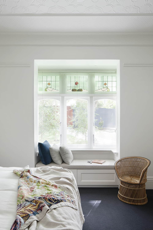 Elwood Residence window seat