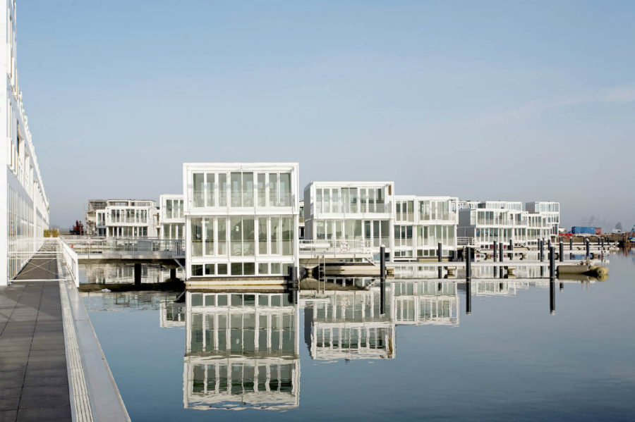 Floating Houses by Architectenbureau Marlies Rohmer