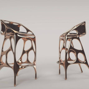 3D Printed Furniture Is the Next Step for Home Decor