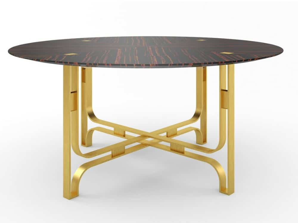 Gregory round table by Marioni