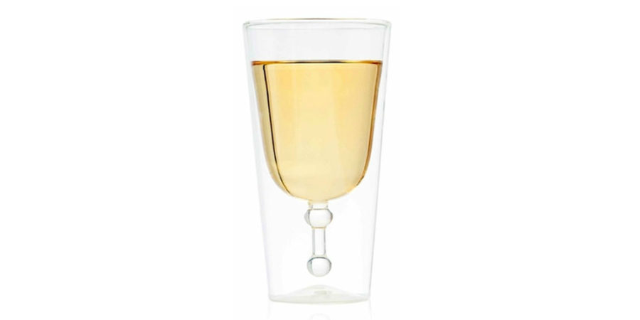 Highwave Wine Glass