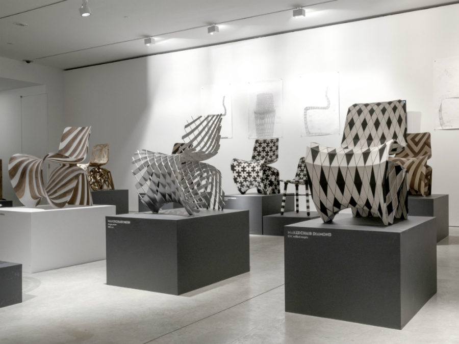 Joris Laarman 3D print exhibition