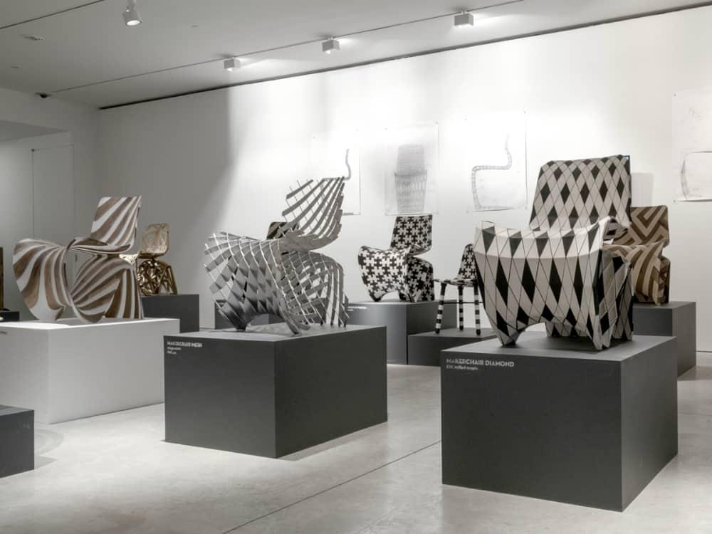 Joris Laarman 3D print exhibition